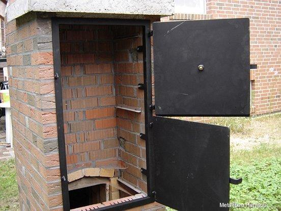 zusatz f r back fen grills und kamine. Black Bedroom Furniture Sets. Home Design Ideas